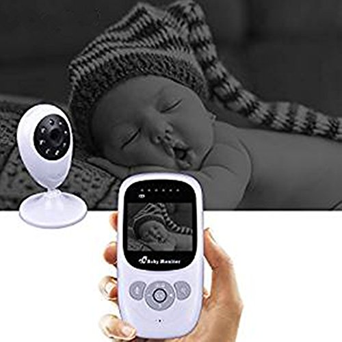 Miyare New Digital Baby Video Monitor Wireless Camera Infrared Night Vision -  JW-CEA-1554