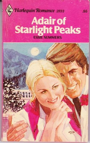 Adair of Starlight Peaks (Harlequin Romance, No. 2133)