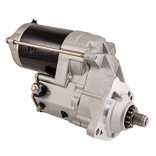 Higher Torque Starter for Ford Powerstroke Diesel Truck F-Series Pickups F-250 F-350 F-450 F-550 Super-Duty 7.3L (Ndenso Unit)