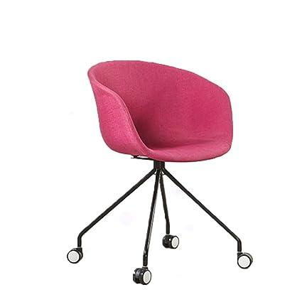 Prime Amazon Com Ye Zi Backrest Chair Home Simple Mobile Lounge Dailytribune Chair Design For Home Dailytribuneorg