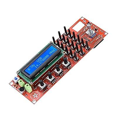 HATCHMATIC THGS DDS Signal Generator 0~55MHz for Digital HAM Radio SSB6.1 Transceiver VFO SSB