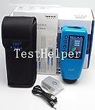 TestHelper Color analyzer digital Precise Colorimeter Color Difference Meter Tester 8mm