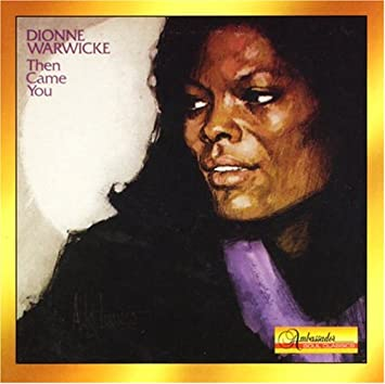 Dionne Warwick Album Covers
