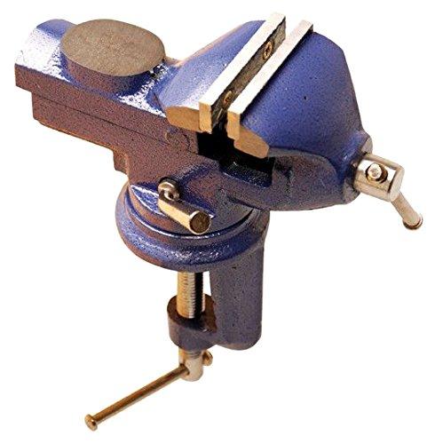 Kraftmann Tisch Schraubstock mit Amboß , 3056 BGS