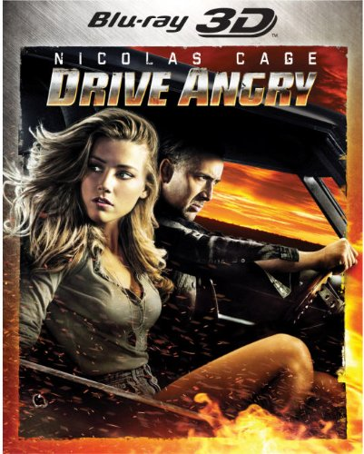 Blu-ray 3D : Drive Angry [Widescreen] [With 3D Blu-ray] (With Blu-Ray 3-D, , Dolby, AC-3, Digital Theater System)