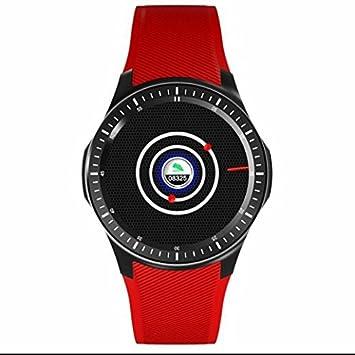 Reloj Inteligente Bluetooth Relojes Deportivo Smartwatch,Monitor de Actividad,notificaciones inteligentes,Rastreador de