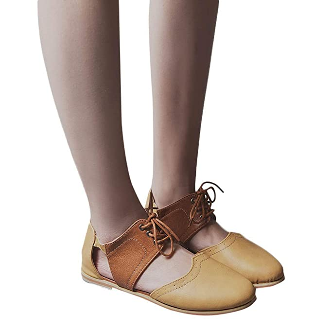 Romanas Sandalias De Trabajo Calzado ❤absolute Planos Mujer Zapatos CerxBodW