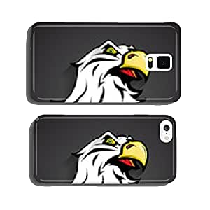 Angry Eagle Head Mascot Tattoo Vector cell phone cover case iPhone5