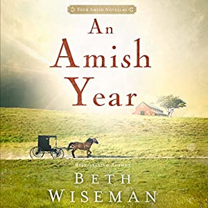 An Amish Year Audiobook