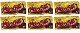 Morochas Galletas del Peru 6 Pack of 8 bags of 32 gr each