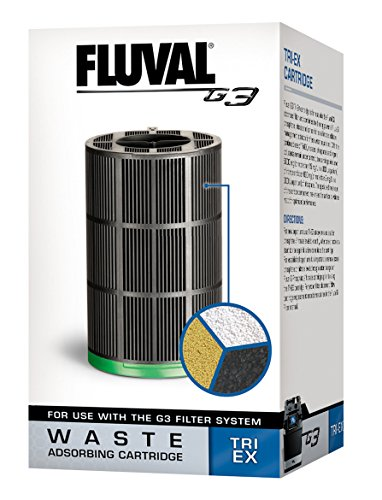 Fluval G3 Tri-EX Cartridge - English Tri In