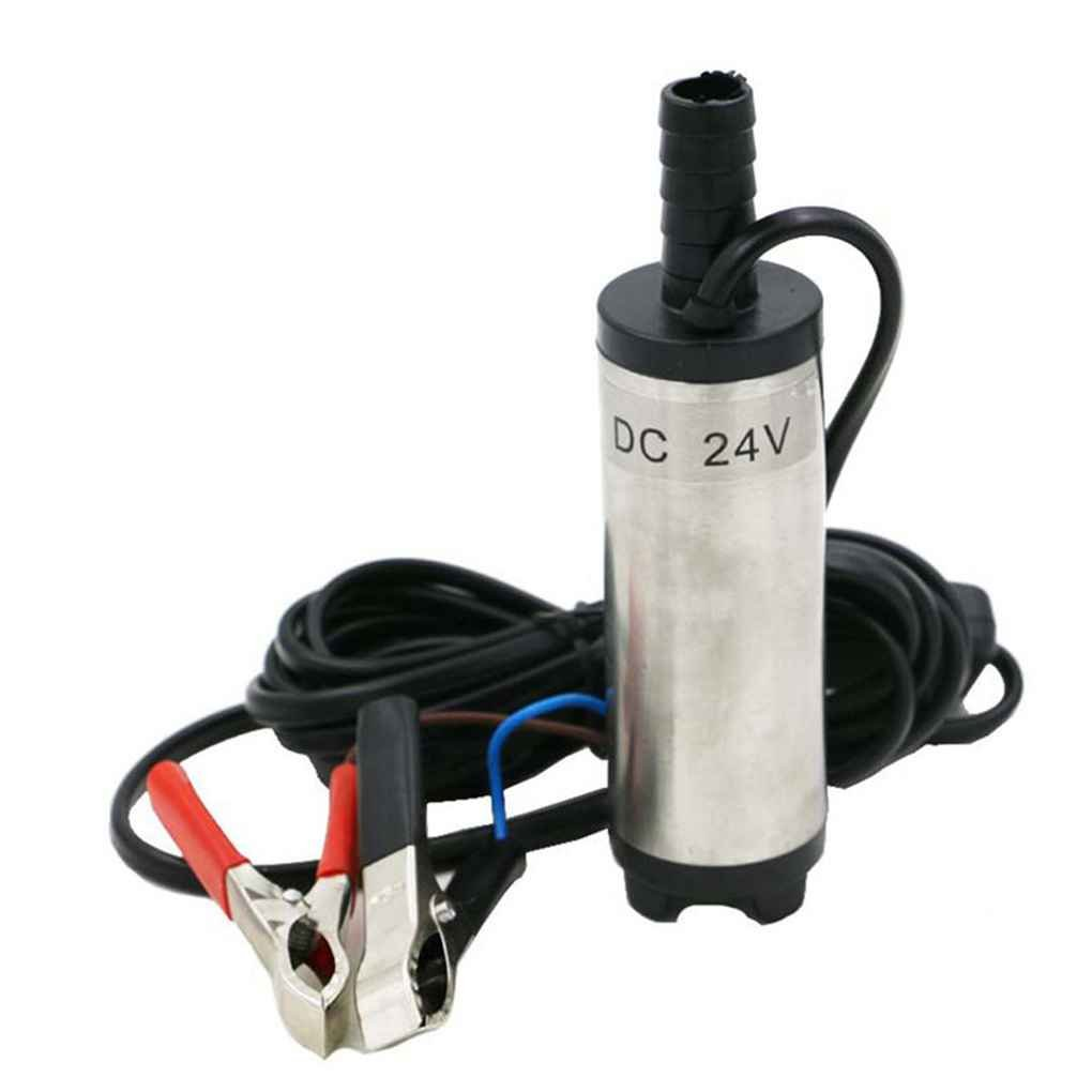 CC 12V 24V automatico elettrico della pompa di olio autoadescante Pompa sostitutiva Pompa di trasferimento ad alta efficienza a basso rumore Mengonee
