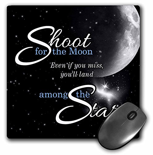 3drose-llc-8-x-8-x-025-inches-mouse-pad-shoot-for-the-moon-is-great-for-the-graduate-or-promotion-an