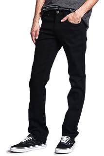 43b228a2ca3 Alta Designer Fashion Mens Slim Fit Skinny Denim Jeans - Multiple ...