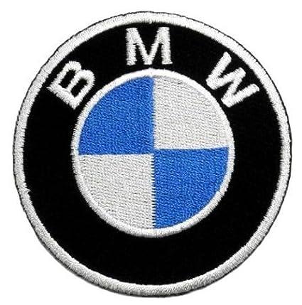 BMW Motorsport parche bordado para ropa