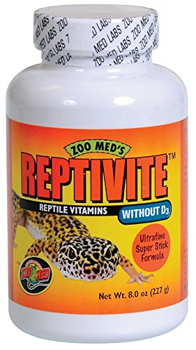 (Zoo Med Reptivite without D3 8oz)