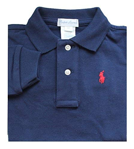 6b297432a Image Unavailable. Image not available for. Color: RALPH LAUREN Baby Boy  Long Sleeve Polo Tee ...