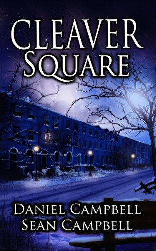 book cover of Cleaver Square
