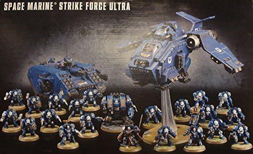Warhammer 40,000 Space Marine Strike Force Ultra by Games Workshop: Amazon.es: Juguetes y juegos