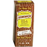 H8-N8F9-TWC4 Homebrew Cola Extract - 2 fl oz