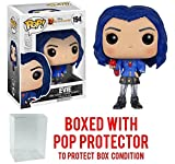 Funko Pop! Disney: Descendants - Evie Vinyl Figure (Bundled with Pop BOX PROTECTOR CASE)