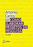 capa de Como Elaborar Projetos de Pesquisa