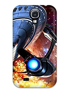 Hot Style KscxAzU3495gZigJ Protective Case Cover For Galaxys4(star Trek Online)