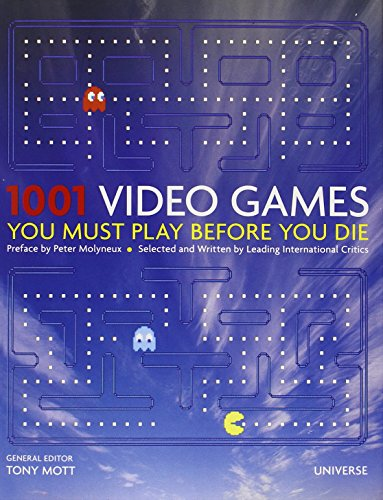 1001 Video Games You Must Play Before You Die (Tapa Dura)