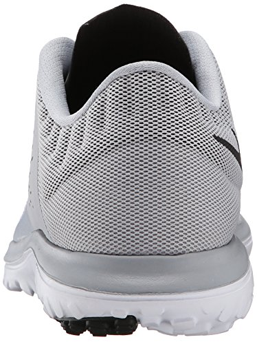 Nike Men's FS Lite Trainer II Training Shoe Wolf Grey/Black White 3UGzdNl