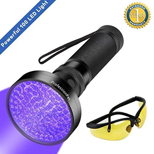 100 Led Light Flashlight in US - 5