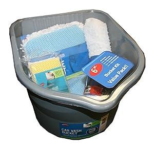 Carrand Car Wash Bucket Kit