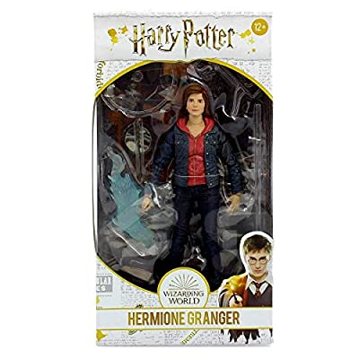 McFarlane Toys Harry Potter - Hermione Action Figure: Toys & Games