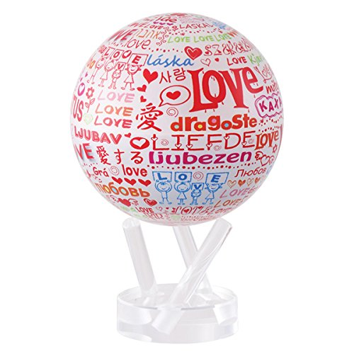 4.5'' Love Mova Globe