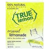 True Lemon Lemonade Bulk Pack, Original, 30 Count, NT WT 3.17oz