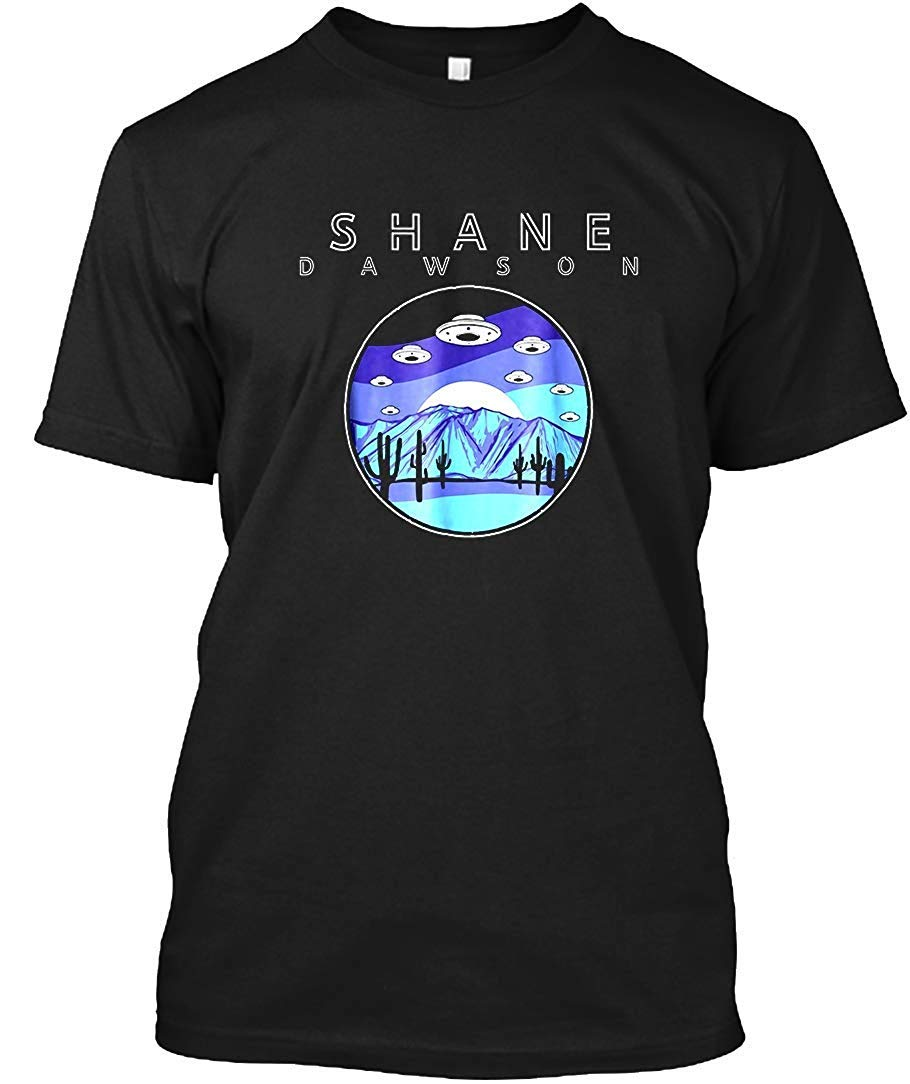 Shane Dawson Area 51 Ufo Armada T Shirt T Shirt