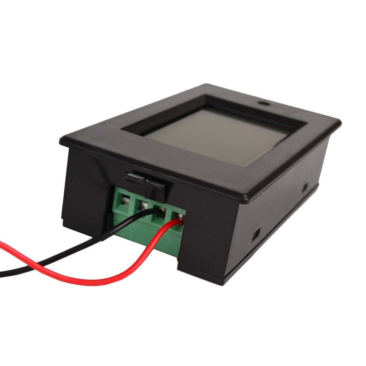 Baitaihem AC 80-260V 100A LCD Display Digital Current Voltage Power Energy Meter Multimeter Ammeter Voltmeter by Baitaihem (Image #5)