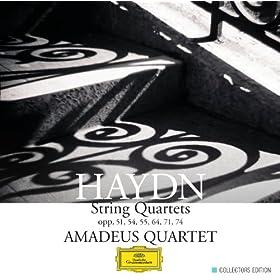 Amazon.com: Haydn: String Quartets, Opp.51, 54, 55, 64, 71 & 74