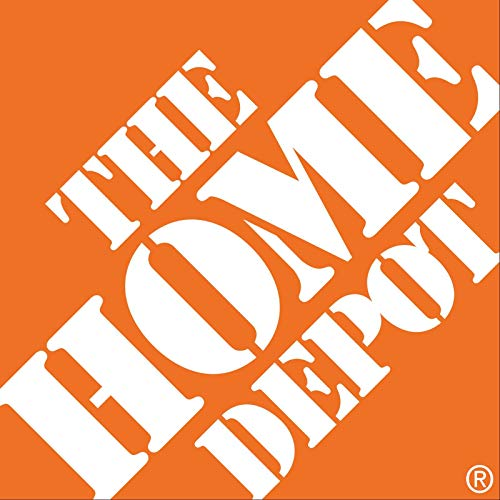Crazy Discount Home Depot Racing Logo Vinyl Sticker Decal Outside Inside Using for Laptops Water Bottles Cars Trucks Bumpers Walls, X-Small 3