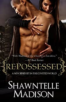 Repossessed (Warlock Repo Man Chronicles Book 1) (English Edition) de [Madison, Shawntelle]