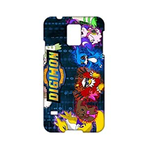 ANGLC Digimon (3D)Phone Case for Samsung Galaxy s5 by runtopwell