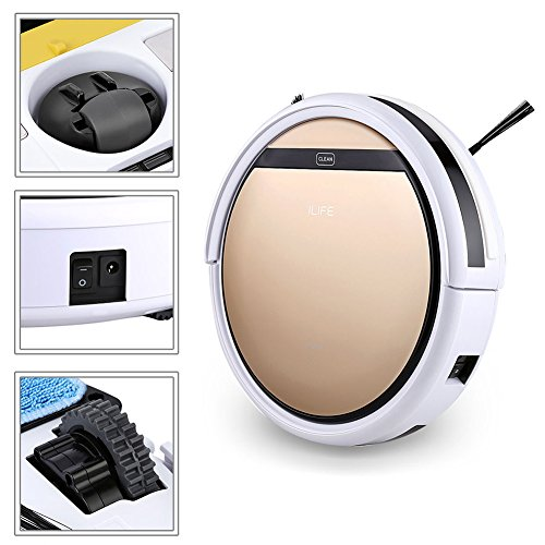 Robot Vacuum Cleaner Self Charging Robotic Vacuum Cleaner
