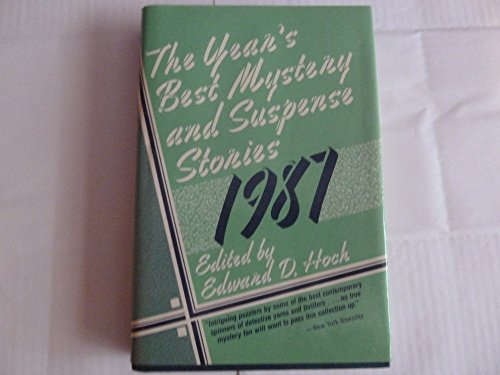 eBook Years Best Mystery and Suspense Stories, 1987 [id:bh8ysjc