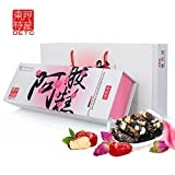 New packaging Dong'e factory quality box, Dong'e jujube donkey hide gelatin cake 500g open bag, instant quality assurance