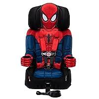 Asiento elevador para automóvil con arnés 2 en 1 KidsEmbrace, Marvel Spider-Man