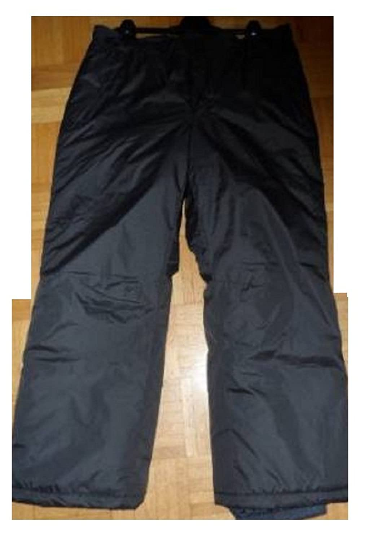 Snowboardhose Skihose Alpinhose Schihose Authentic Hose Gr. XL schwarz