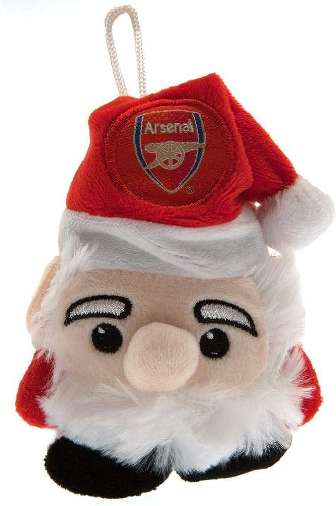 C Arsenal F Santa Tree Decoration