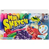 Mr. Sketch Scented Water Color Markers, 12 Color Set(20672)