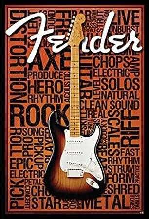 ... decoración de la pared guitarra Rock and Roll rasguear Star amplificadores Fire Metal tonos cuerdas soporte Live Hero hacha eléctrico: Amazon.es: Hogar