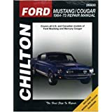 Ford: Mustang/Cougar 1964-73
