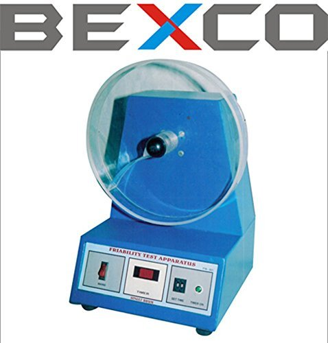 Heavy Duty Digital Timer Tablet Friability Test Single Drum DHL Express Ship Best Quality Original Item of Brand BEXCO by BEXCO